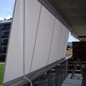 Toldos para balcones verticales basic toldos alcobendas - Toldos verticales para exterior ...